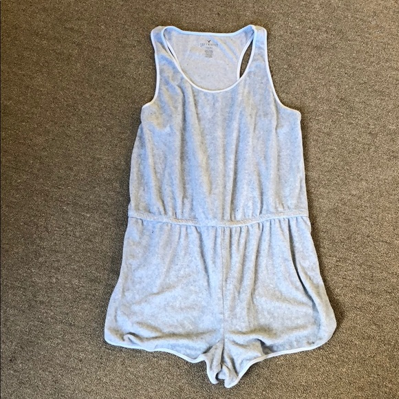 American Eagle Outfitters Pants - American eagle Terry romper